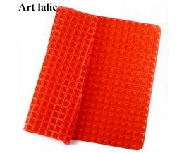 Creatieve Piramide Siliconen Bakken Mat Anti-aanbak Pan Pad Koken Mat Oven Bakplaat Mat Keuken Gereedschap Bakvormen Gadgets <br />  Art lalic