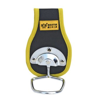 OPWEKKEN Hamer Houder Met Metalen Haken Gereedschaphouder Stof Oxford Gereedschapstas Elektricien Opknoping Type voor Tool Riem 05140 <br />  MyXL
