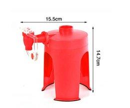 Ondersteboven Drinken Fonteinen Cola Drank Schakelaar Drinkers Hand Druk Water Dispenser Automatische ZQ21 <br />  MyXL