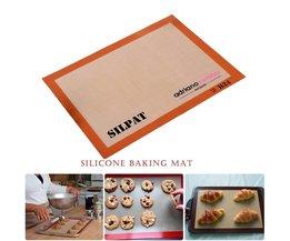 30*40*0.7 cm Grote bakplaat liner Non Stick Silpat Siliconen Bakken Mat silpat Non-stick bakken Cookie Liner gebak mat <br />  CABINA HOME