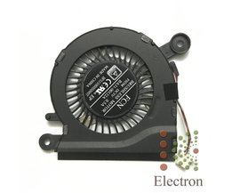 CPU Koelventilator 5 V 0.5A Voor SAMSUNG Samsung NP900X3C 900X3D 900X3E NP900X3B BA31-00121A<br />  RZCONNE