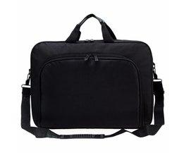 NIEUWEdraagbare Zakelijke Handtas Schouder Laptop Notebook Bag Case Multifunctionele mannen vrouwen Duurzaam, in voorraad<br />  OXA