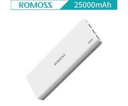 Sense9 25000 mAh Externe Batterij Bank 3 USB Opladen poort voor iPhone Xiaomi iphone X 7 plus Zin 9 powerbank <br />  ROMOSS