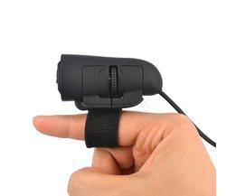 Professionele Mini USB 3D Bedrade Vinger Ringen Optische Handheld Muis Muizen Voor PC Laptop Computer Notebook mutil Kleuren <br />  kebidumei
