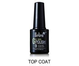 10 ml weken-off Top Jas Professionele Het Af Voor langdurige Gel Lak Builder Gel voor Manicure Nail Art <br />  Belen