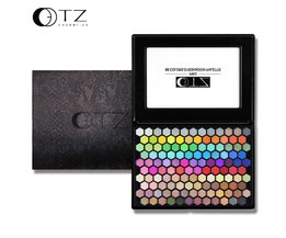 Eyeshadow Palette 125 Kleuren Glitter Matte Naked Oogschaduw Make Set Maquiagem Sombra Professionele Make Up Set door <br />  TZ