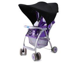 Kinderwagen zonnescherm Luifel Cover Voor kinderwagens en autostoel buggy kinderwagen Kinderwagen Auto Zonnescherm Cover Zonnescherm LA873467 <br />  MyXL