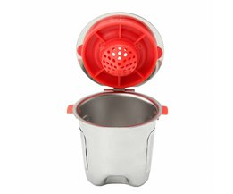Hervulbare Rvs Koffie Filter Mand Herbruikbare Vullen Capsule Voor Keurig 2.0 Thuis Koffie Winkel Koffie Brouwen Gereedschap  <br />  <br />  V587
