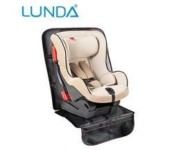 Zomer Autostoel Protector Zuigeling Elite Mat-Verbeterde Bescherming voor Kind en Baby/Perfecte Bescherming Voor Autostoeltjes <br />  LUNDA