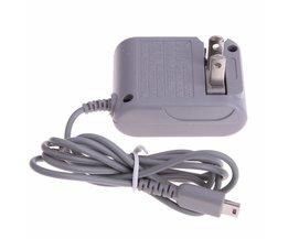 Muur Thuis Reislader Ac Netsnoer Voor Nintendo DS Lite Voor NDSL Met ONS Plug L3FE <br />  alloet