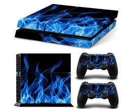 Dragon Ball Vegeta Vinyl Decal PS4 Skin Stickers Wrap voor Sony PlayStation 4 Console en 2 Controllers Decoratieve Skins CL1970 <br />  MyXL