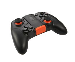 Komen RK GAME Pro Draadloze Bluetooth Games Controller Joystick Gamepads voor Android iPhone Tablet PC Android TV Box <br />  MyXL