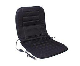 Veilig Bestelwagen Auto Seat Verwarmd Pad Kussenhoes Autostoel Warmer (Zwart) <br />  Vorcool