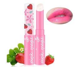 1 stksMake Roze Baby Lippen Naakt Lipstick Matte Cosmetica Waterdicht Jelly Lippen Balsem Moisturizering Lip Care <br />  HengFang