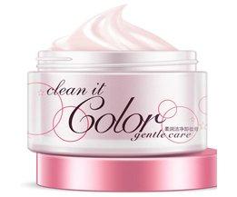 Vrouwen Natuurlijke Makeup Remover Cream Water Supply Whitening Olie Controle hydraterende gezicht huidverzorging 100g <br />  images