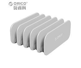 Universele Mobiele Stand Bureau Telefoon Houder voor Telefoons en Tablet Stand Afneembare Ontwerp (DK205) <br />  Orico