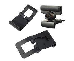 1 stks TV Clip Mount Houder Voor Sony Playstation 3 voor Sony PS3 Move Controller Eye Camera Games groothandel prijs promotie <br />  OXA