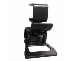 Professionele Rotatie Ontwerp Verstelbare TV Clip Mount Houder Camera Bracket Holder Ps4 Camera Mount Accessoire <br />  OXA