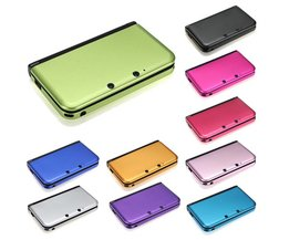 Koop Muliti Kleur Aluminium Hard Metal Box Beschermende Huid Beschermhoes Shell Voor Nintendo Voor 3DS XL/LL<br />  ShirLin