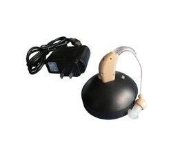 JZ-1088F Oplaadbare oor gehoorapparaat mini hearing apparaat sordos oor versterker digitale hoortoestellen voor doven gehoor <br />  MyXL