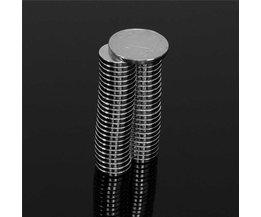 50 STKS 12mm X 2mm N50 Super Sterke Ronde Schijf Magneten Zeldzame Aarde Neodymium magneet Permanente magneet Circulaire magneet <br />  ELDOER