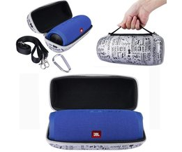 Promotionele Kortingen Carry Reizen Beschermende Speaker Cover Bag Pouch Case Voor JBL Lading 3/Charge3 Draadloze Bluetooth Speaker <br />  do dower