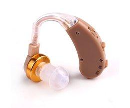 achter oor geavanceerdeanaloge gehoorapparaat nh deaf sound receiver volumeregeling V-168 duidelijk en luid voice <br />  Axon