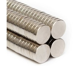 100 stks 8mm X 2mm N50 Ronde Magneten Super Sterke Ronde Schijf Zeldzame Aarde Neodymium Magneten 8X2mm Magneet<br />  ELDOER