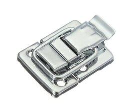 MTGATHER Rvs Chrome Toggle Klink Voor Borst Box Case Koffer Tool Sluiting 43mm H144 Gewoon Lift Beste Prijs <br />  MyXL