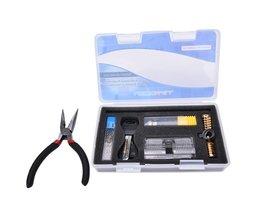 Verwijderbare Transparante DIY Lock Zichtbaar Pick Cutaway Voor Praktijk View Hangslot Training Vaardigheid Slotenmaker Hardware Met AB Toetsen