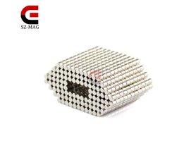 300 stks Dia 2x2mm Neodymium Magneet Mini N50 Sterke Ronde Industriële Magnetenmagneten
