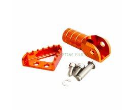 Billet Achter Rempedaal Stap Tips En Versnellingspook Lever Tip vervanging Voor KTM SX SX-F EXC EXC-F XCW XCF SMR SMC