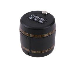 3 Digit Plastic Fles Sluizen Combinatie Lock Wijn Stop Vacuüm Plug Apparaat Behoud Codeslot Voor Hardware