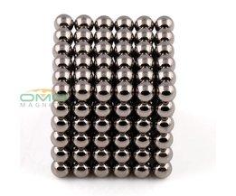 OMO Magnetics 216 stks Super Magneet Diameter 4mm Nikkel Magneet Zeldzame Aarde Sterke Magneten Voor Industrie