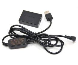 Mobiele power bank CA-PS700 charger LC-E17 usb-kabel + DR-E17 DC Coupler LP-E17 dummy batterij voor Canon EOS M3 M5 M6 EOS-M5 EOS-M6