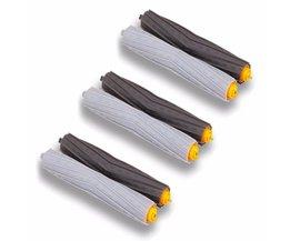 3 set wirwar puin extractor borstel voor irobot roomba 800 series 870 880 980 stofzuiger vervanging