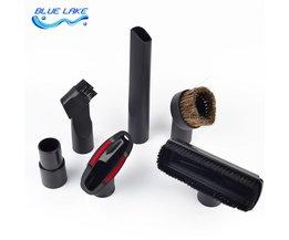 Stofzuiger nozzle sets, ronde borstel, platte zuig hoofd, Adapter, Efficiënte en praktische, innerlijke 32mm/35mm, stofzuiger onderdelen