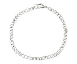 Womens Rvs Sieraden Armband kinketting Zilveren Sieraden Bangle Vriendschap Polsbandjes