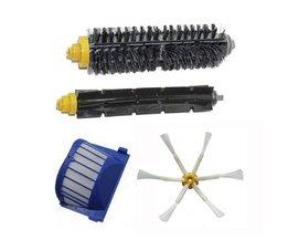 Borstel 6-armed + Filters Voor iRobot Roomba 600 Serie 610 620 630 660 650 Vacuüm Deel