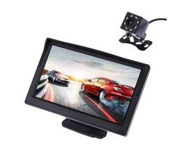 Achteruitrijcamera Met LCD Scherm en Nachtzicht