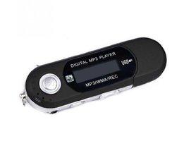 Digitale MP3 Muziek Speler met USB en Radio