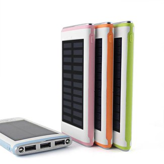 Solar Powerbank USB 5000mah