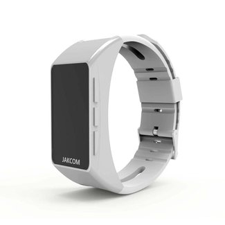 Bluetooth Smartwatch Hartslag Horloge Android en Apple met Headset