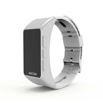 Bluetooth Smartwatch Hartslag Horloge Android en Apple met Headset