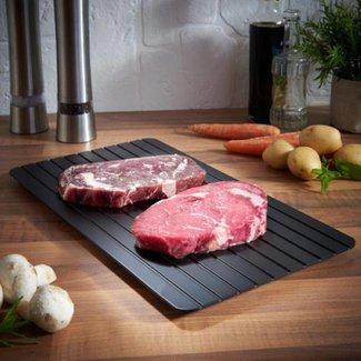 Vlees ontdooier plank