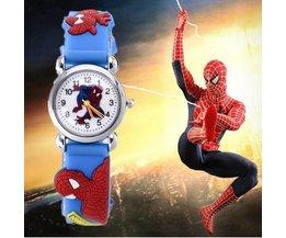 Spiderman Kinderhorloge