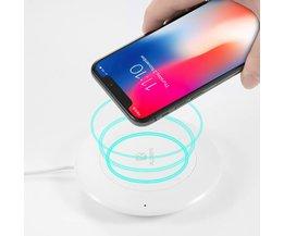 QI Draadloze Oplader Smartphones