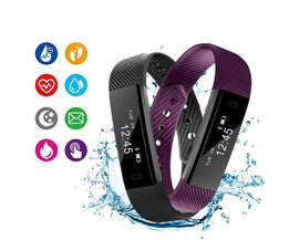Stappenteller Horloge Fitness