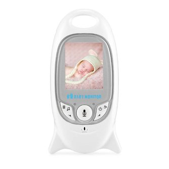 Babyfoon met Camera, Nachtvisie en Tempratuur Meter