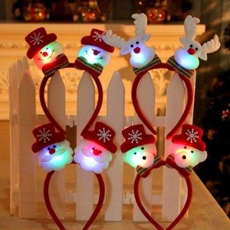Kersthaarbanden